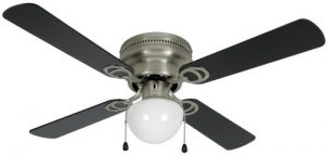 hardware house aegean flush mount fan image