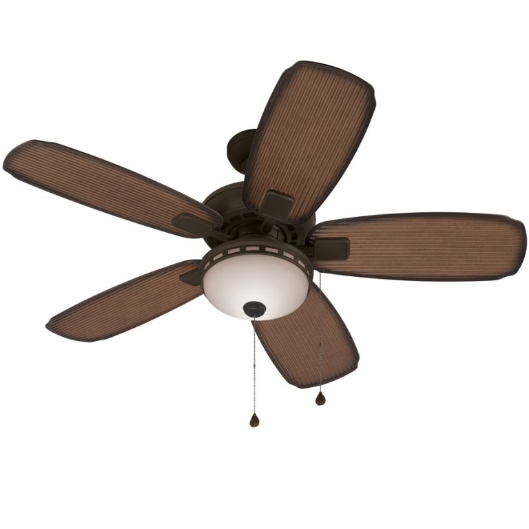 OYSTER COVE CEILING FAN