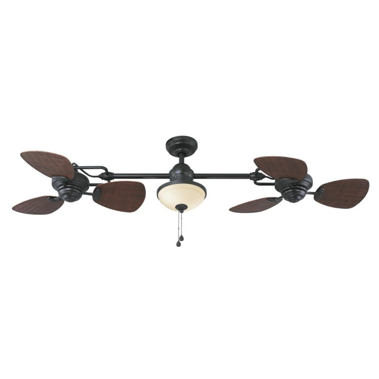 TWIN BREEZE II CEILING FAN