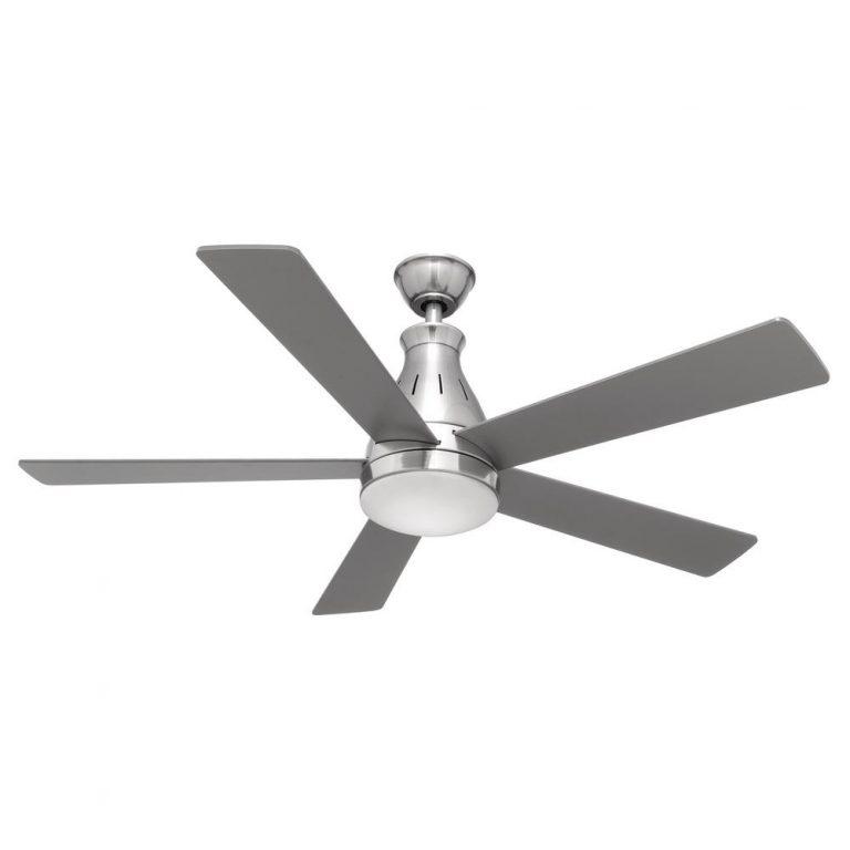 Hampton Bay Cobram Nickel Ceiling Fan Manual 1