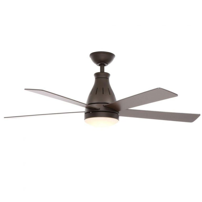 Hampton Bay Cobram Oil Rubbed Bronze Ceiling Fan Manual 1