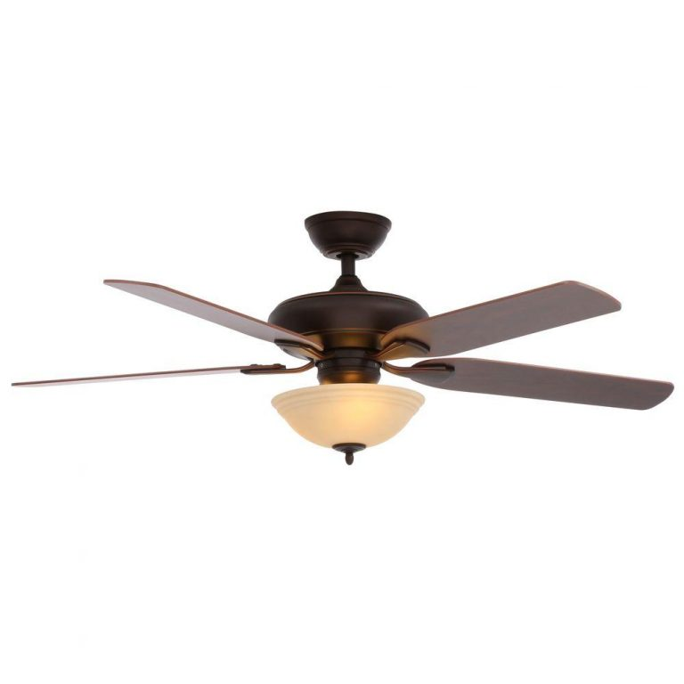 Hampton Bay Flowe Mediterranean Bronze Ceiling Fan Manual 2