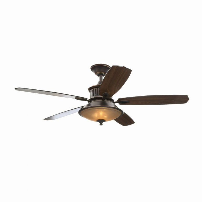 Hampton Bay Isolabella II 52 in. Tarnished Bronze Ceiling Fan Manual 1