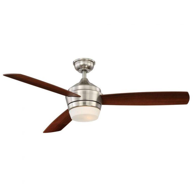 Hampton Bay Marucci Brushed Nickel Ceiling Fan Manual 1