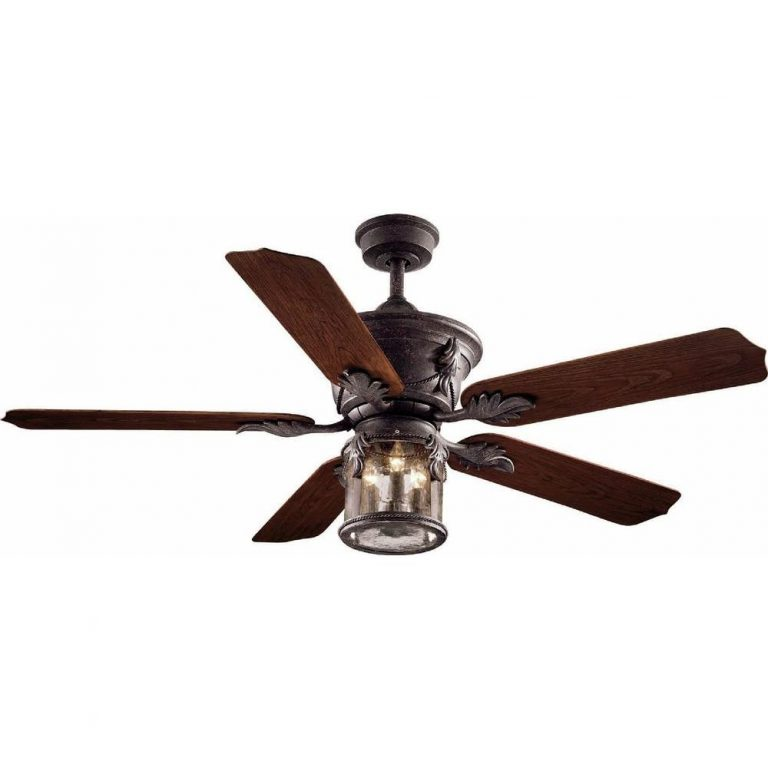 Hampton Bay Milton Oxide Bronze Patina Indoor/Outdoor Ceiling Fan Manual 1