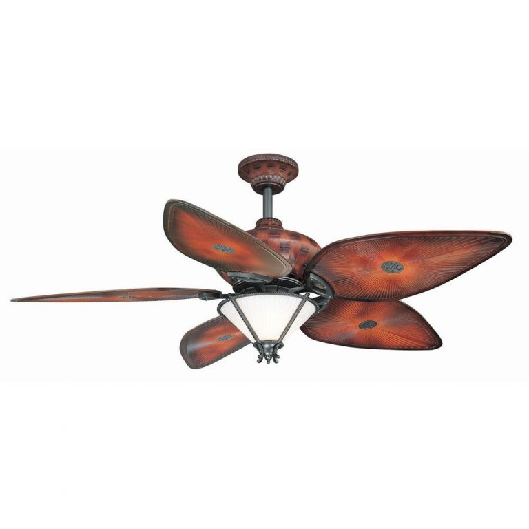 Hampton Bay San Lucas Indoor/Outdoor Natural Iron Ceiling Fan Manual 1