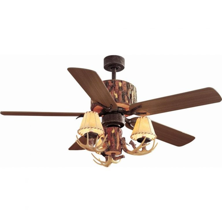 Hampton Bay Lodge Nutmeg Ceiling Fan Manual 1