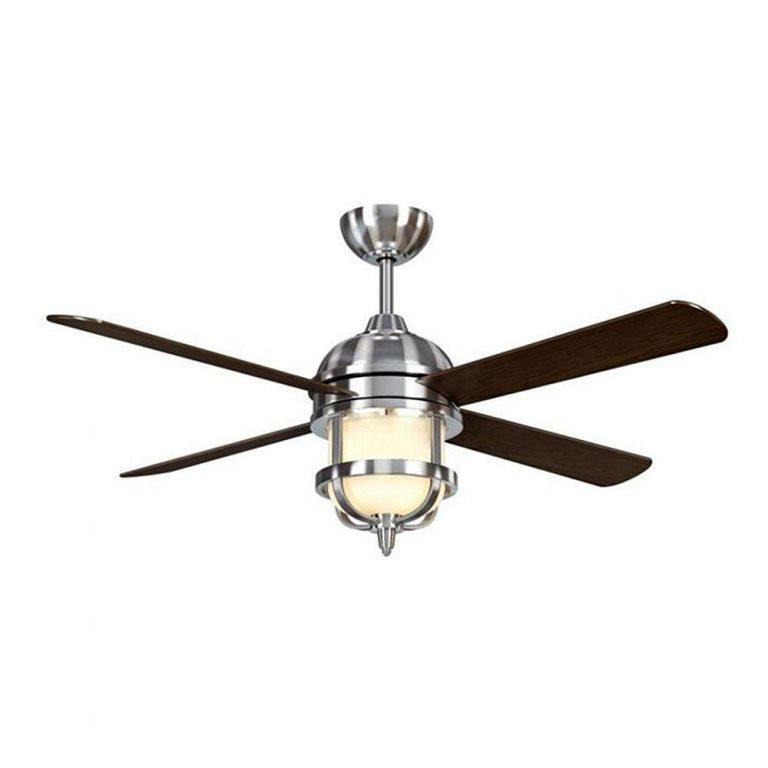 Hampton Bay Senze Brushed Nickel Ceiling Fan Manual 1