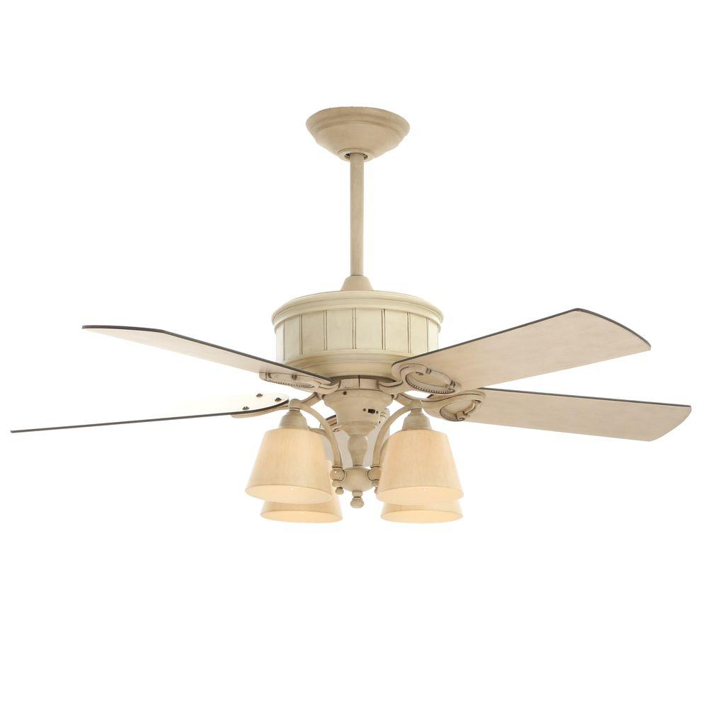 Hampton Bay Torrington Cottage Wood Ceiling Fan Manual Ceiling Fans Hq