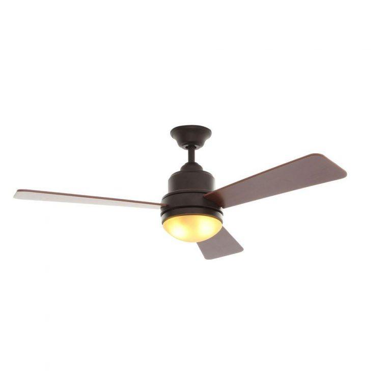 Hampton Bay Trieste Oil-Rubbed Bronze Ceiling Fan Manual 1