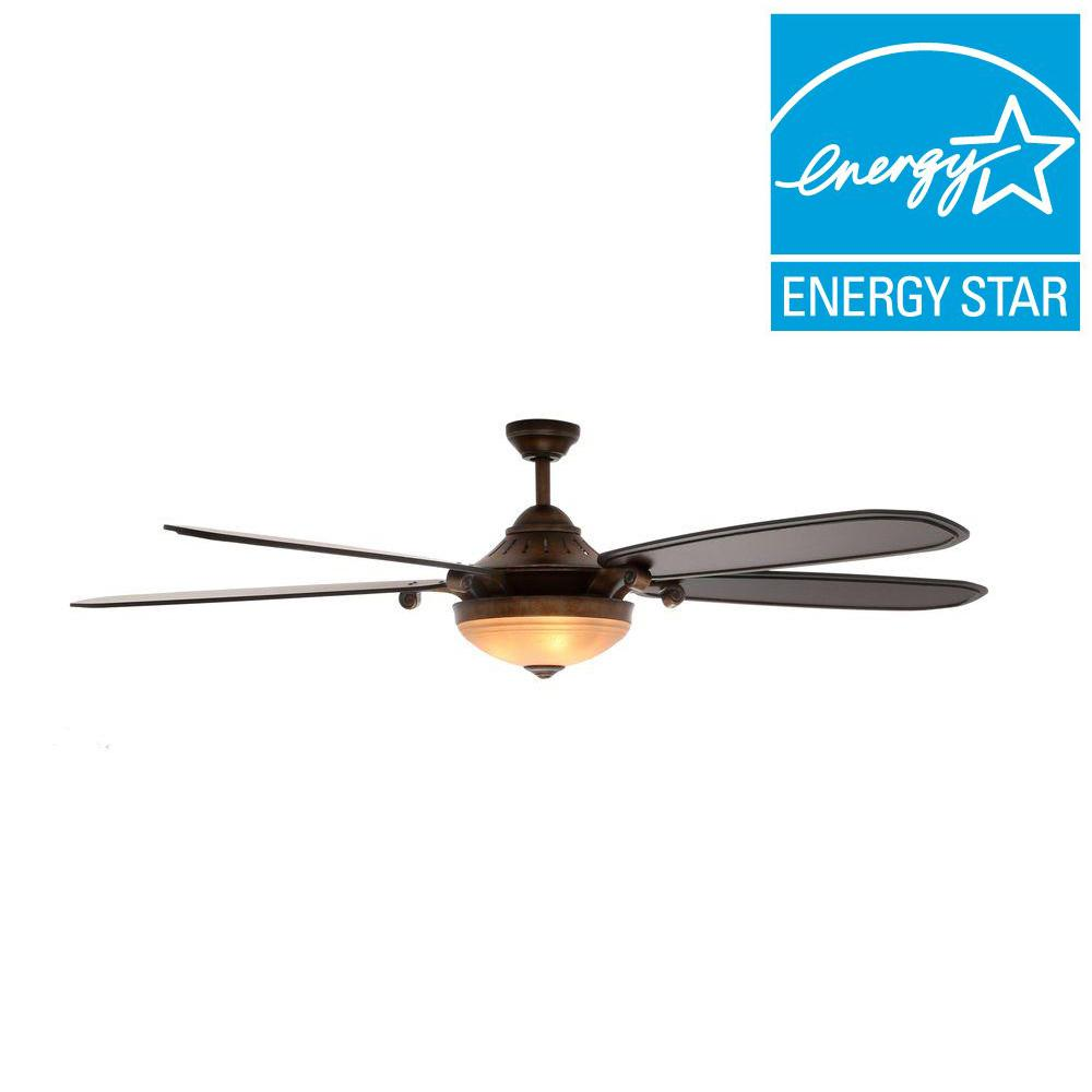 Hampton Bay Victoria French Beige Ceiling Fan Manual 1
