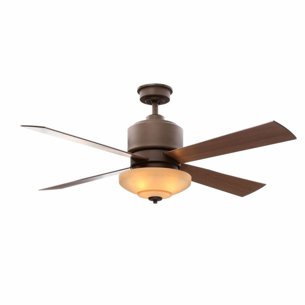 Hampton Bay Alida Oil Rubbed Bronze Ceiling Fan Manual