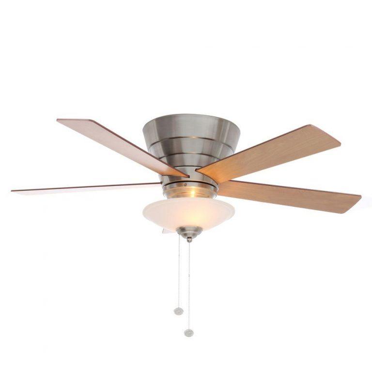 Hampton Bay Andross Brushed Nickel Ceiling Fan Manual 1