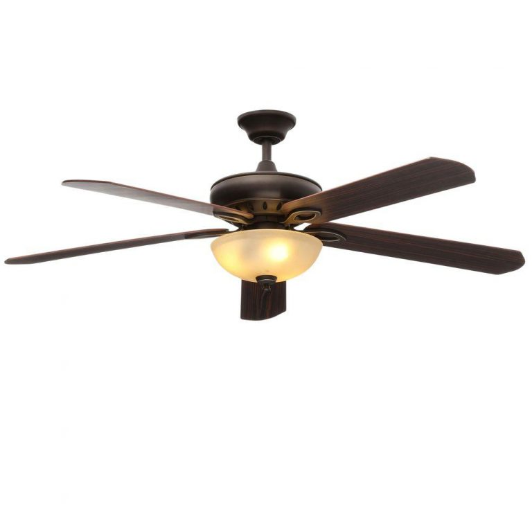 Hampton Bay Asbury Oil Rubbed Bronze Ceiling Fan Manual 1