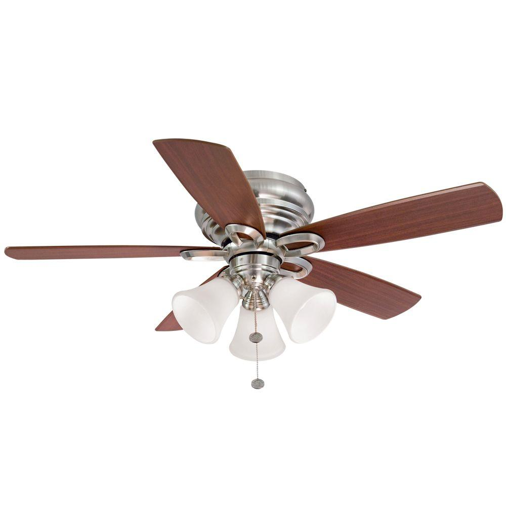 Hampton bay manuals ceiling fan hq hampton bay maris indoor brushed nickel ceiling fan manual aloadofball Choice Image