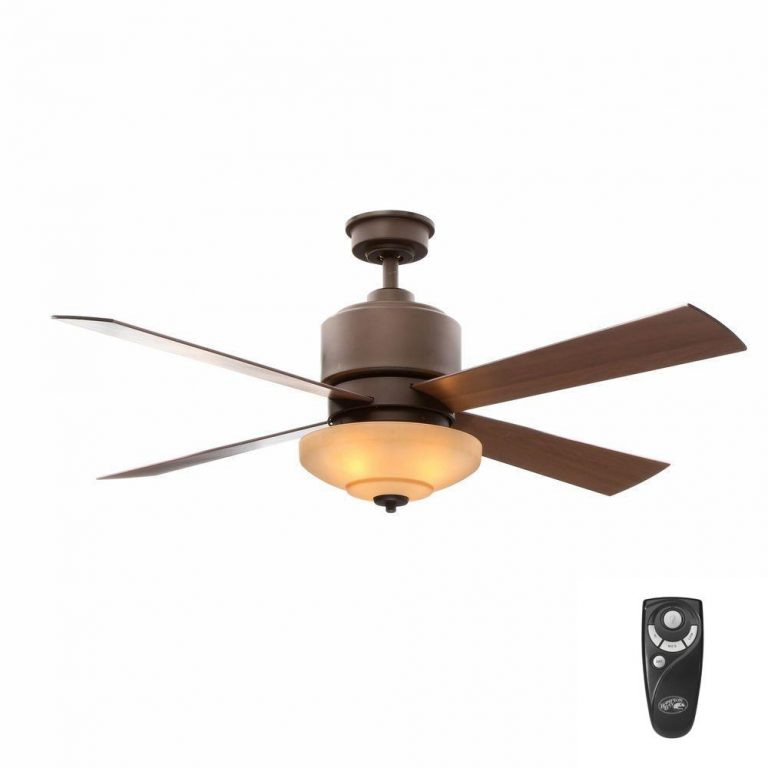 Hampton Bay Alida Oil Rubbed Bronze Ceiling Fan Manual Ceiling Fans Hq