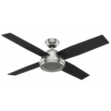 Hunter Dempsey 52 No Light Ceiling Fan Manual 1