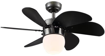 Westinghouse Turbo Swirl LED Ceiling Fan Manual 1