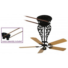 Fanimation Bourbon Street Long Ceiling Fan Manual 1