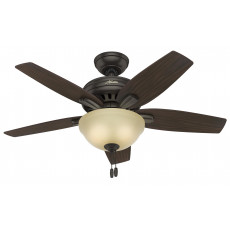 Hunter Newsome 42 with Bowl Light Ceiling Fan Manual 7