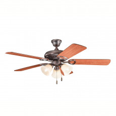 Kichler 52″ Sutter Place Premier Ceiling Fan Manual 1