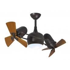 Matthews Fan Co. Atlas Dagny with Lights Wood Ceiling Fan Manual 11