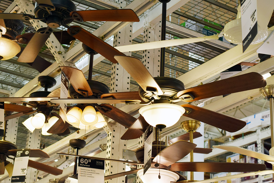 cheap ceiling fans featured image
