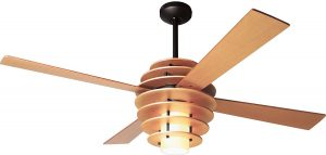 modern 52 inch outdoor ceiling fan image