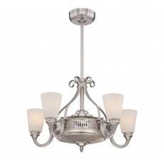 Savoy House Borea Air-Ionizing Fan d'Lier Ceiling Fan Manual 1