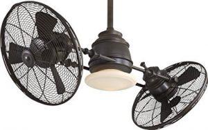 enclosed ceiling fans
