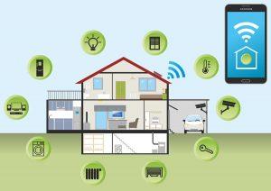 smart home ceiling fan control app